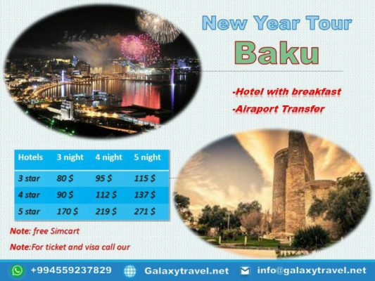 Christmas & New Year Tours